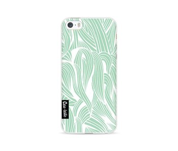 Seam Foam Organic Print - Apple iPhone 5 / 5s / SE