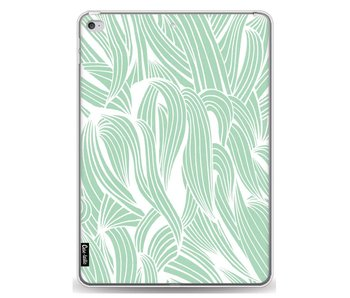 Seam Foam Organic Print - Apple iPad Air 2