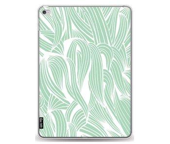 Seam Foam Organic Print - Apple iPad Air 2