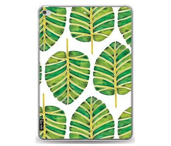 Green Alocasia Pattern - Apple iPad Air 2