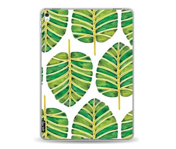 Green Alocasia Pattern - Apple iPad Pro 9.7