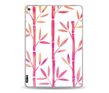 Pink Bamboo Pattern - Apple iPad Pro 9.7
