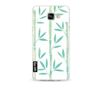 Turquoise Bamboo Pattern - Samsung Galaxy A5 (2016)
