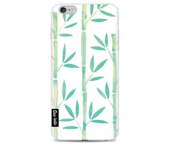Turquoise Bamboo Pattern - Apple iPhone 6 Plus / 6s Plus