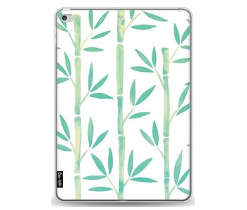 Turquoise Bamboo Pattern - Apple iPad Air 2