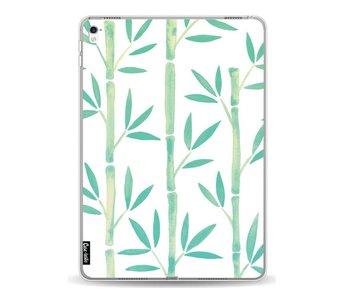 Turquoise Bamboo Pattern - Apple iPad Pro 9.7