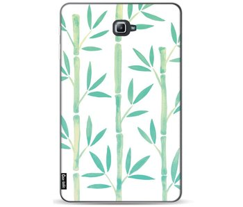 Turquoise Bamboo Pattern - Samsung Galaxy Tab A 10.1 (2016)
