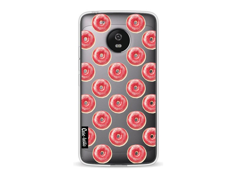 Casetastic Softcover Motorola Moto G5 - All The Donuts
