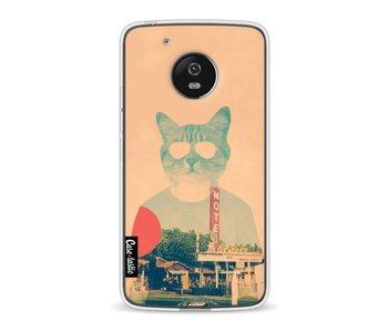 Cool Cat - Motorola Moto G5