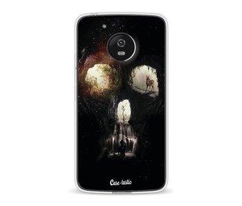 Cave Skull - Motorola Moto G5