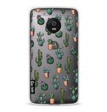 Casetastic Softcover Motorola Moto G5 - Cactus Dream