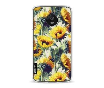 Sunflowers Forever - Motorola Moto G5
