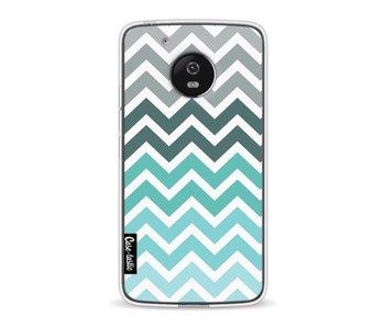 Tiffany Fade Chevron - Motorola Moto G5