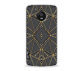 Abstraction Half Gold - Motorola Moto G5