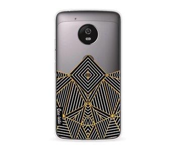 Abstraction Half Transparent - Motorola Moto G5