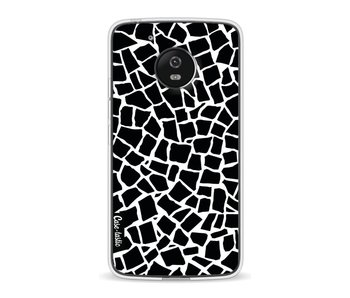 British Mosaic Black - Motorola Moto G5