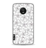 Casetastic Softcover Motorola Moto G5 - Cherry Blossom Pink