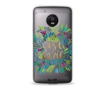 Cest La Vie Multi - Motorola Moto G5