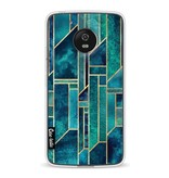 Casetastic Softcover Motorola Moto G5 - Blue Skies