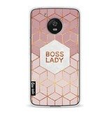 Casetastic Softcover Motorola Moto G5 - Boss Lady