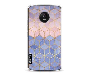 Rose Quartz and Serenity Cubes - Motorola Moto G5