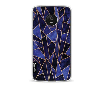 Shattered Sapphire - Motorola Moto G5