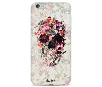 Flower Skull - Apple iPhone 6 Plus / 6s Plus