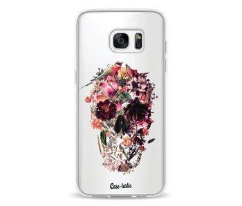 Transparent Skull - Samsung Galaxy S7 Edge