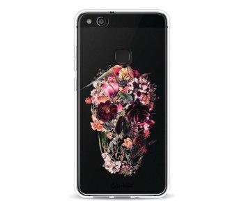 Transparent Skull - Huawei P10 Lite