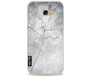 Cracked Concrete - Samsung Galaxy A5 (2017)