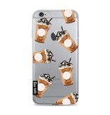 Casetastic Softcover Apple iPhone 6 / 6s - Coffee To Go