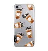 Casetastic Softcover Apple iPhone 7 - Coffee To Go