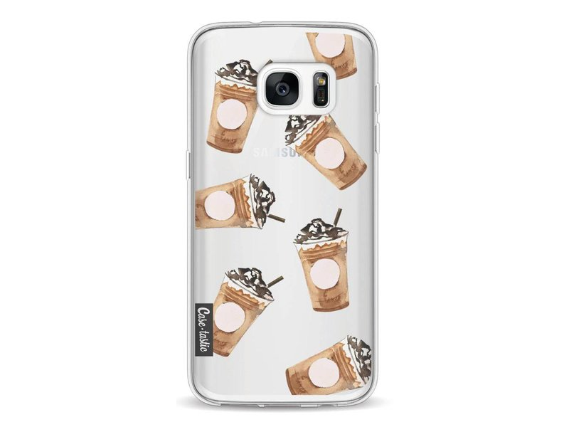 Casetastic Softcover Samsung Galaxy S7 - Coffee To Go
