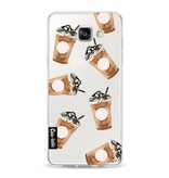 Casetastic Softcover Samsung Galaxy A5 (2016) - Coffee To Go