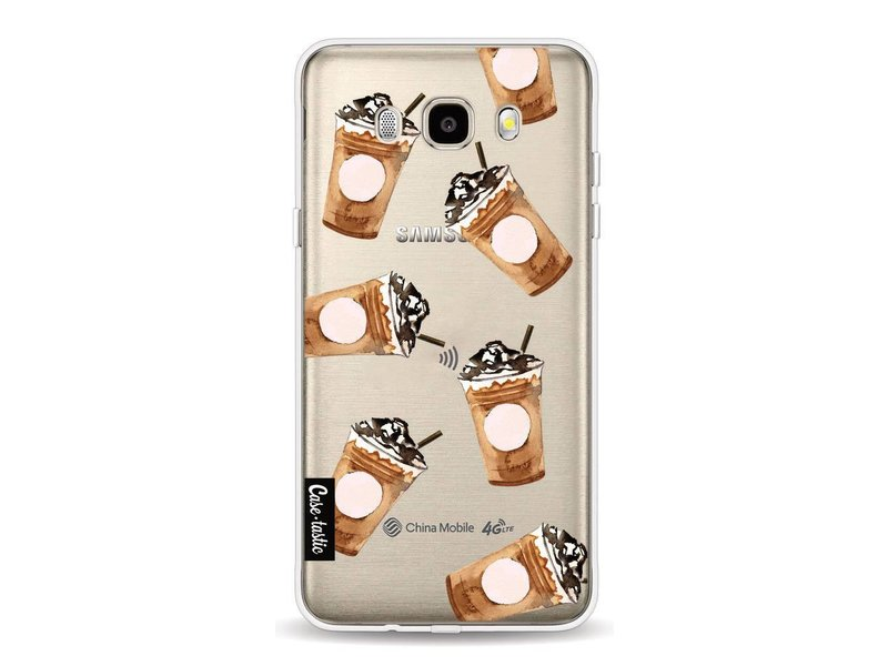 Casetastic Softcover Samsung Galaxy J5 (2016) - Coffee To Go