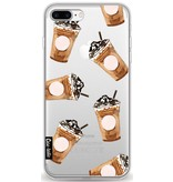 Casetastic Softcover Apple iPhone 7 Plus - Coffee To Go