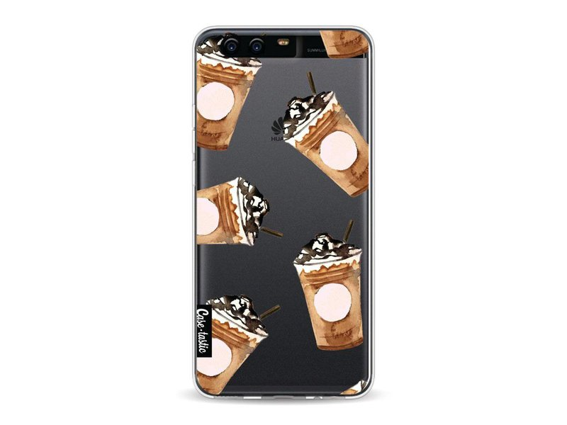 Casetastic Softcover Huawei P10 - Coffee To Go