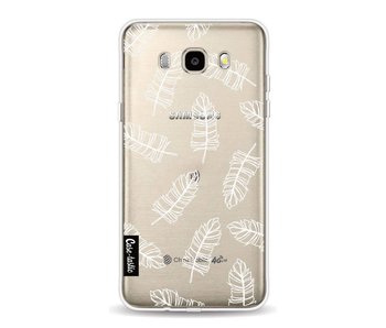 Feathers Outline - Samsung Galaxy J5 (2016)