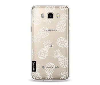 Pineapples Outline - Samsung Galaxy J5 (2016)