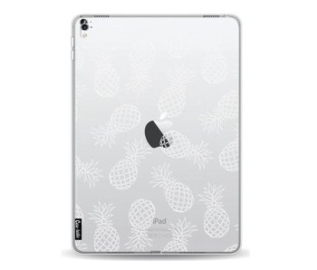 Pineapples Outline - Apple iPad Pro 9.7