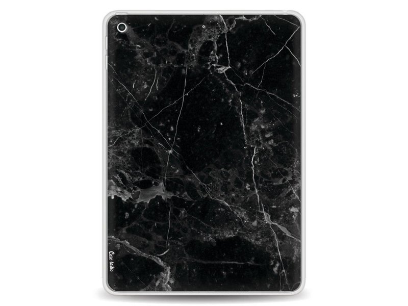 Casetastic Softcover Apple iPad 9.7 (2017) - Black Marble