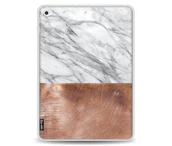 Marble Copper - Apple iPad 9.7 (2017)