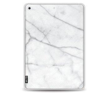 White Marble - Apple iPad 9.7 (2017)