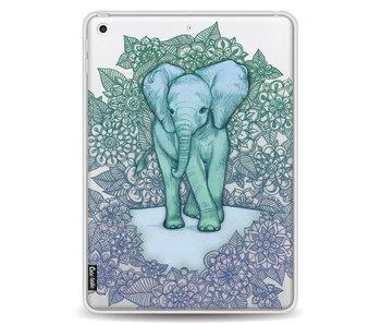 Emerald Elephant - Apple iPad 9.7 (2017)