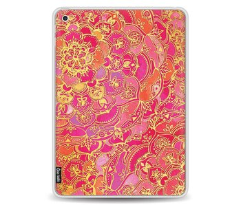 Hot Pink Barroque - Apple iPad 9.7 (2017)