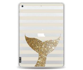 Glitter Sirene Tail - Apple iPad 9.7 (2017)