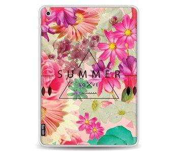 Summer Love Flowers - Apple iPad 9.7 (2017)