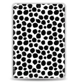 Casetastic Softcover Apple iPad 9.7 (2017) - Black Dotted