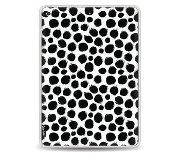 Black Dotted - Apple iPad 9.7 (2017)