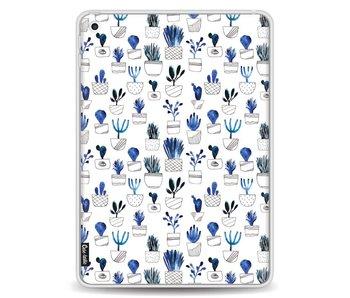 Blue Cacti - Apple iPad 9.7 (2017)